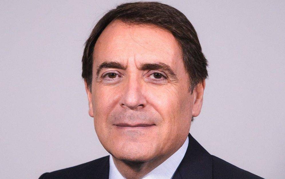 Foto: José Díaz, nuevo CEO de Parques Reunidos. (Foto: Parques Reunidos)