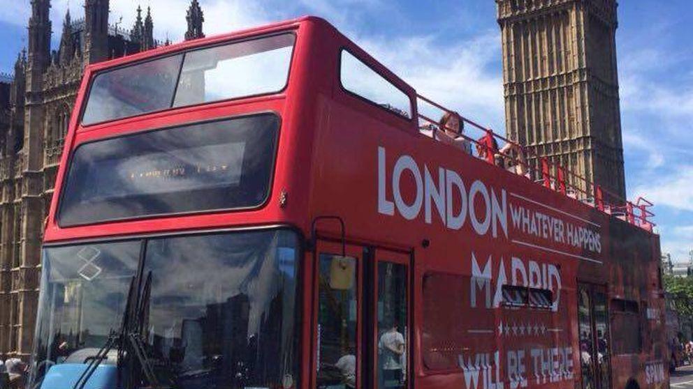 Cifuentes hace campaña en Londres para traer la City a Madrid