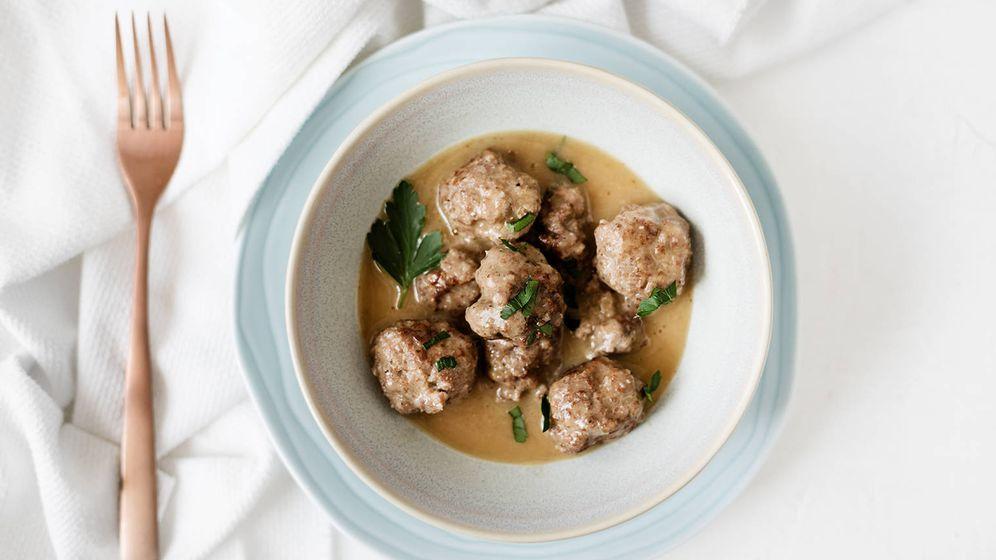 Carne cocina de la abuela alb ndigas caseras en salsa - Cocina casera de la abuela ...