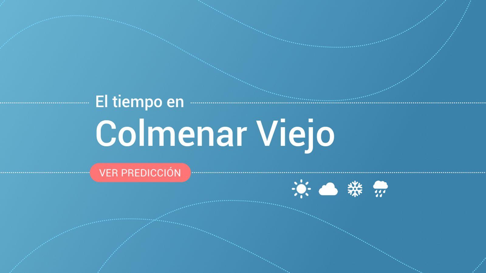 Foto: El tiempo en Colmenar Viejo. (EC)