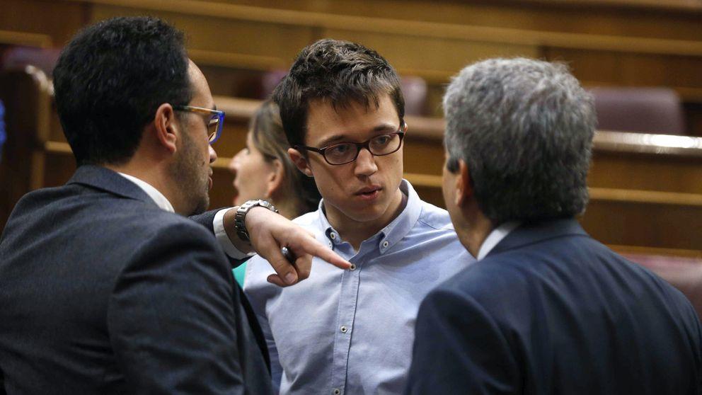 Errejón presiona al PSOE para activar un 'plan B' en el que Iglesias no confía
