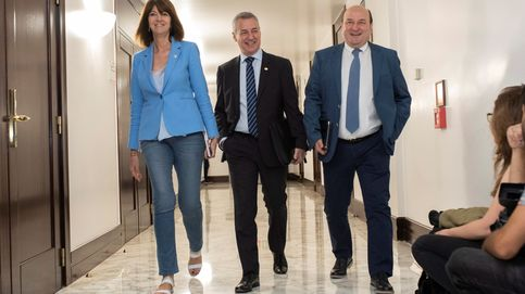 Mendia anuncia su entrada en el Gobierno vasco para arrimar el hombro ante el covid