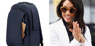 Post de La mochila de la firma fetiche de equipaje de Meghan Markle tiene lista de espera