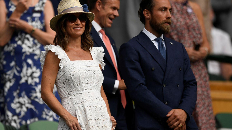 Pippa y James Middleton. (Reuters)