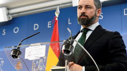 Abascal: Vox no se sentará con el PSOE mientras negocie con enemigos de España