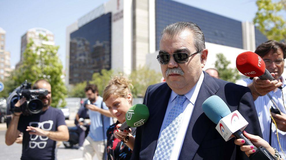 Dos años de prisión al expresidente del Valencia Juan Soler por intento de secuestro