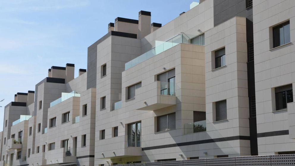 La vivienda sube 1,9%  y se destinan casi ocho años de sueldo a comprar una casa