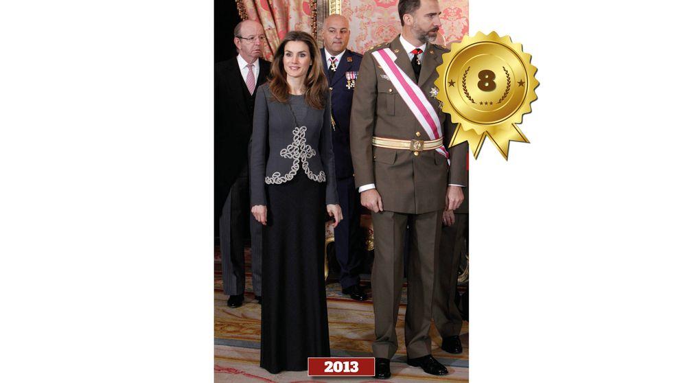 La reina Letizia preside hoy la Pascua Militar: ordenamos sus looks de peor a mejor
