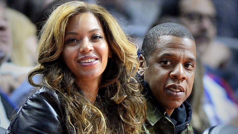 Foto: Beyoncé y su marido, el rapero Jay-Z (EFE)
