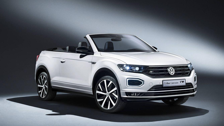 Así es el arriesgado (y descapotable) SUV de Volkswagen: un coche atrevido y diferente