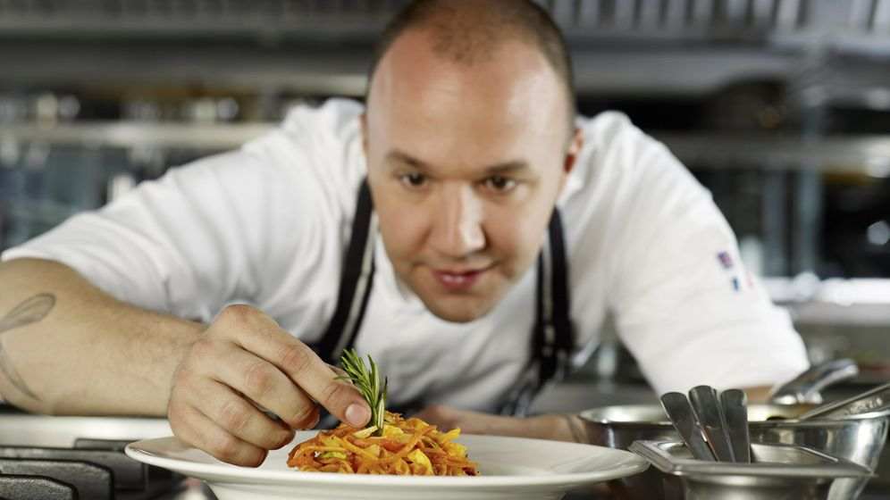 Gastronom a los secretos de los top chefs que cambiar n for Comidas faciles de cocinar