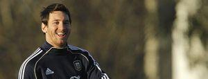 """Messi: """"No me iría al Real Madrid ni a otro lado, solo a Argentina para retirarme"""""""
