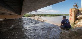 Post de Las tormentas, lluvias y olas ponen en riesgo a 12 provincias además de a Ceuta y Melilla