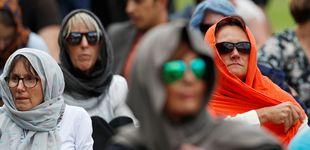Post de Mujeres y reporteras en Nueva Zelanda usan velo en solidaridad con las musulmanas