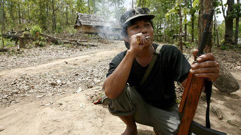 Myanmar trata de poner fin a la guerra civil más larga del mundo
