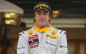 Foto: Fernando Alonso: Tenemos el peor coche de la parrilla