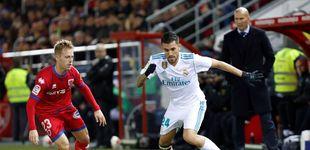 Post de Ceballos quiere irse cedido del Madrid (nuevo choque entre Zidane y Florentino)