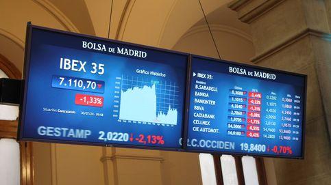 BBVA y Telefónica caen con fuerza y lastran al Ibex casi un 3%: peligran los 7.000
