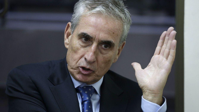 El eurodiputado Ramón Jáuregui anuncia su decisión de abandonar la política
