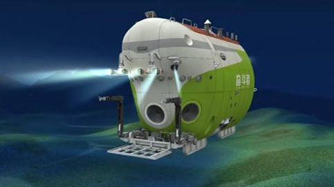 Un submarino chino llega al lugar más oscuro y profundo de la Tierra