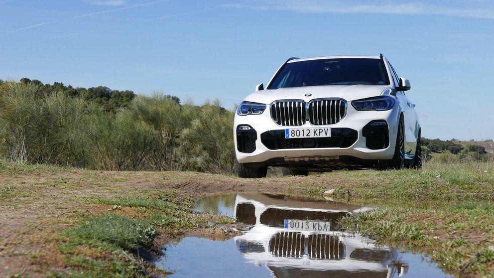 Así es el increíble X5, el todocamino más deportivo y tecnológico de BMW
