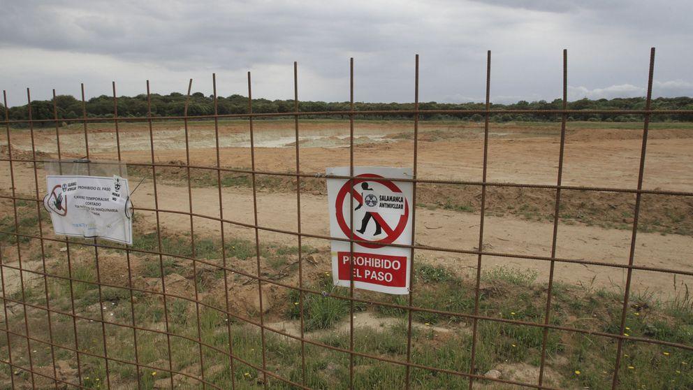 Berkeley trata de sacar a bolsa su polémica mina de uranio de Salamanca