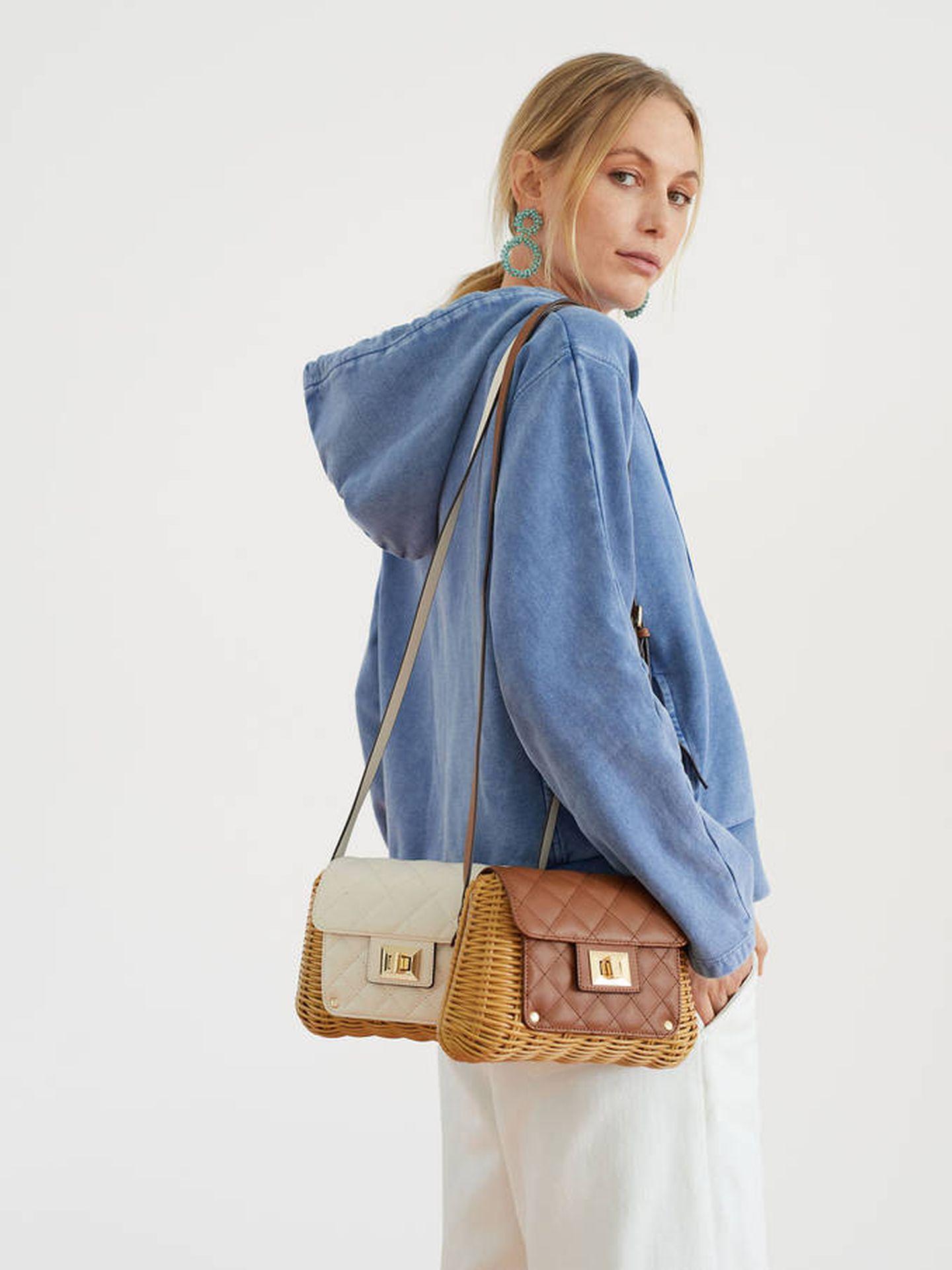 El nuevo bolso de Parfois. (Cortesía)