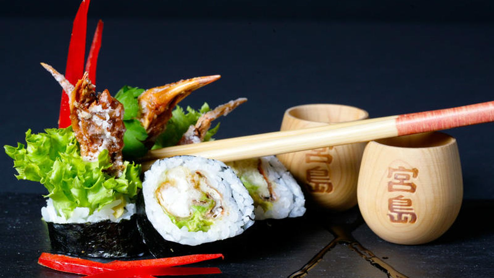 Gastronom a yoshi yanome del restaurante japon s tastem de valencia obtiene el sushi challenge - Restaurante tastem valencia ...