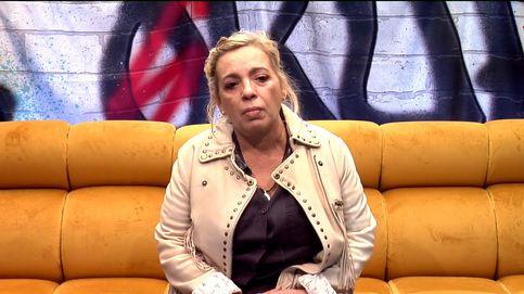 Carmen Borrego denuncia la crueldad en 'Sálvame Okupa' tras recibir un tartazo