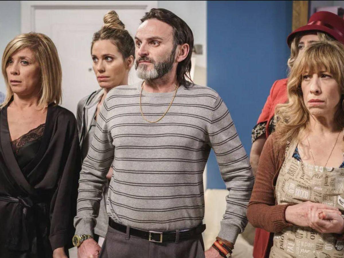 Foto: Imagen de la temporada 12 de 'La que se avecina'. (Mediaset)