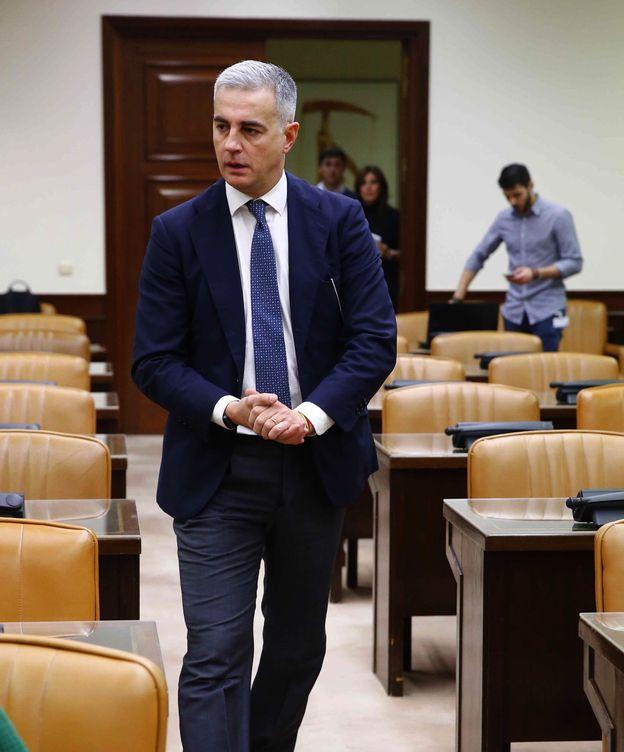 Foto: El exsecretario general del PP de la Comunidad Valenciana Ricardo Costa. (EFE)