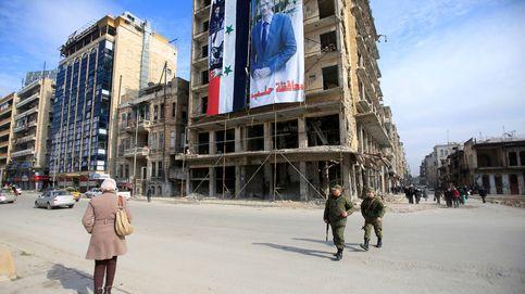 Así viven las tropas rusas desplegadas en Siria