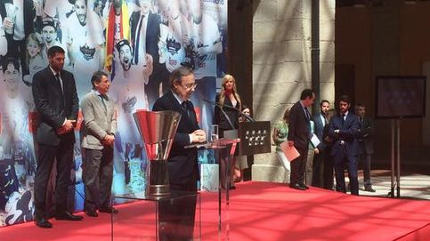 Florentino: Soñamos, lo prometimos, y aquí hemos llegado con la novena