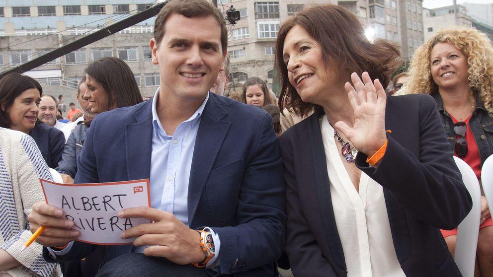 Rivera está dispuesto al acuerdo con el PP si Feijóo no logra la mayoría absoluta