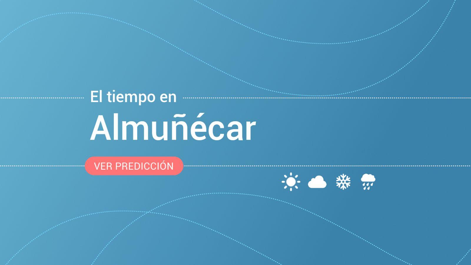 Foto: El tiempo en Almuñécar. (EC)