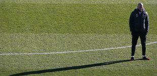 Post de Zidane subirá al 'top 5' de los técnicos mejor pagados del mundo  del fútbol