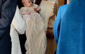 Bautizo del príncipe Jorge de Inglaterra