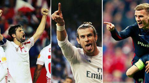 Solo el Liverpool evita el monopolio español: tres finalistas... y sin el Barça
