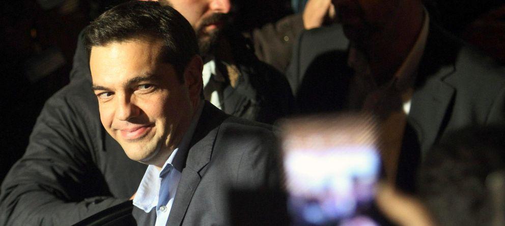 Foto: El líder de Syriza, Alexis Tsipras (EFE)