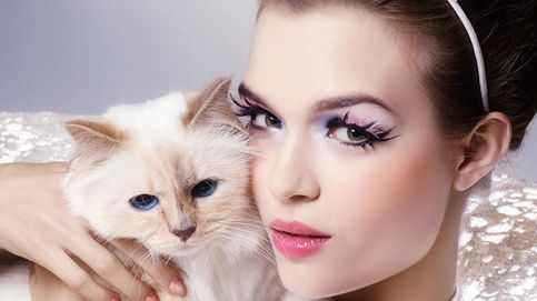 El gato de Karl Lagerfeld gana lo mismo que Cara Delevingne