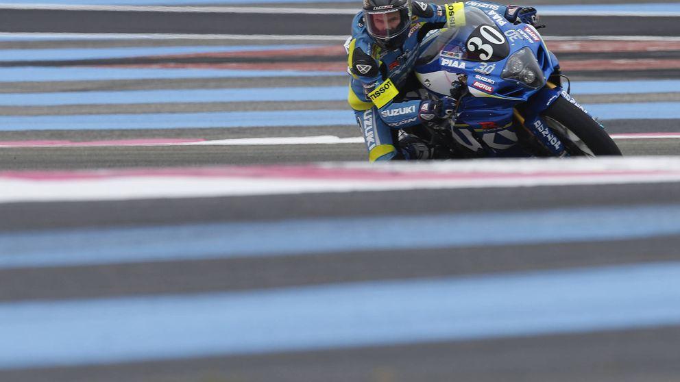 Luto en las motos: fallece entrenando el campeón de resistencia Anthony Delhalle