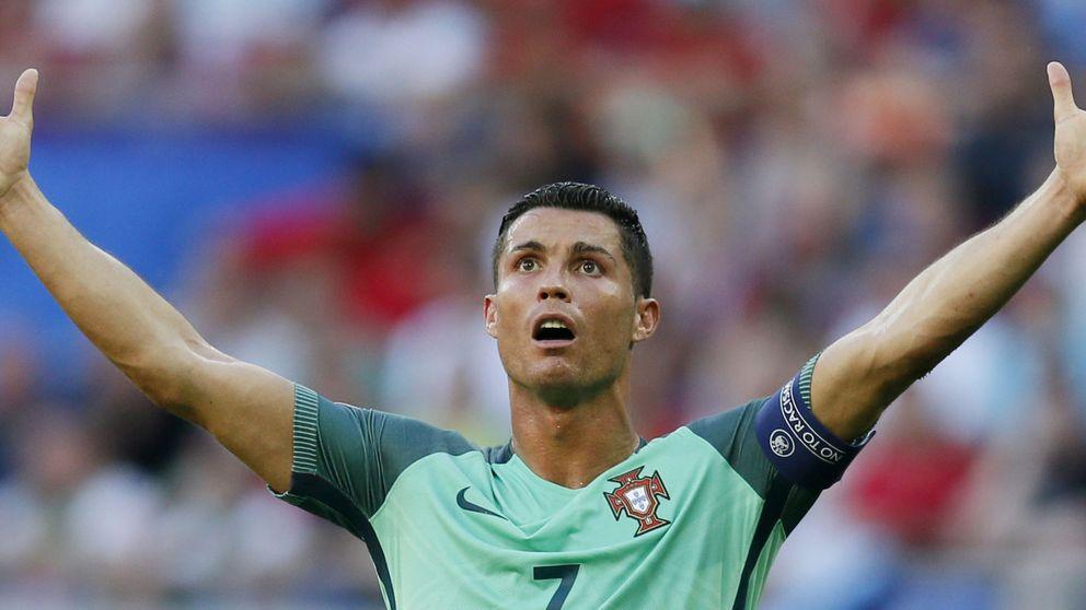 Cristiano Ronaldo rescata del infierno a Portugal tras su arrebato de furia