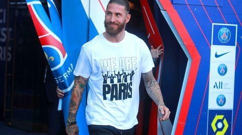 ¿Por qué habrá venido Sergio Ramos? Por la pasta: risas por la extraña lesión del sevillano