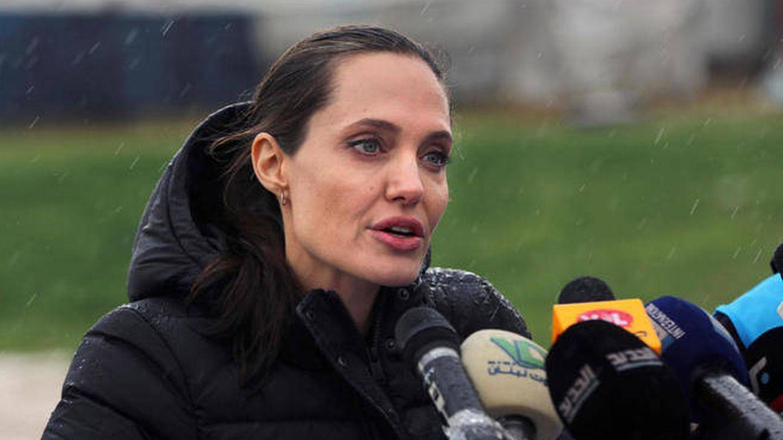 Angelina Jolie en una imagen de archivo (Gtres)