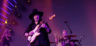 Post de Ritchie Blackmore, el autor del 'Smoke on the Water':