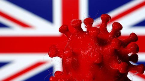 El PIB de Reino Unido retrocedió un 2% en el primer trimestre y un 5,8% en marzo