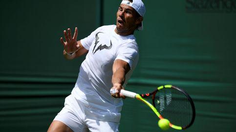 Rafa Nadal - Yuichi Sugita en directo: el español debuta en Wimbledon