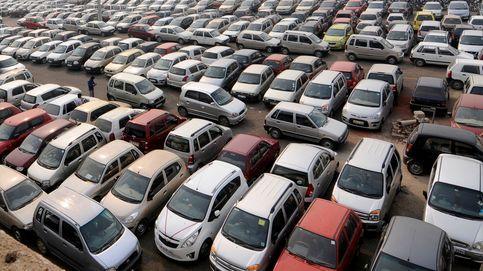 Las matemáticas nos dicen cuál es el mejor sitio para aparcar en un parking