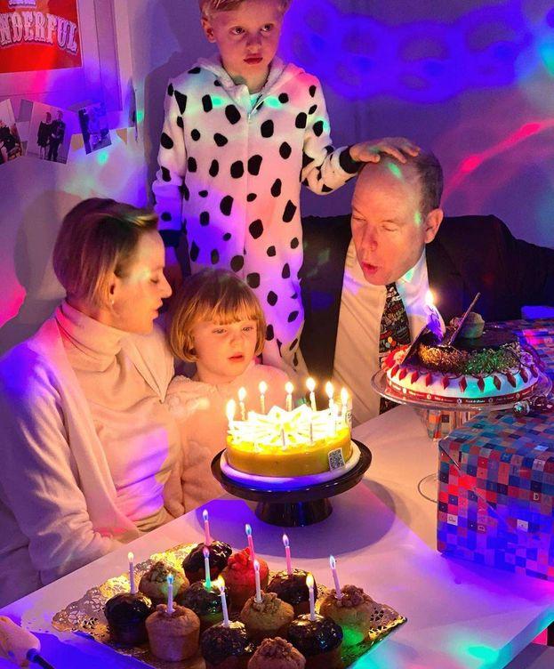 Foto: El sexto cumpleaños de Jacques y Gabriella. (Instagram: @hshprincesscharlene)