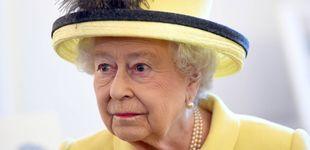 Post de Preocupación por el estado de salud de la reina Isabel II